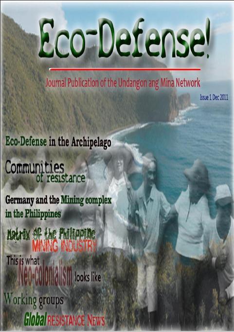 Eco-Defense! Ish 1 -December  2011