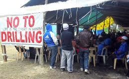 Anti Mining in Benguet