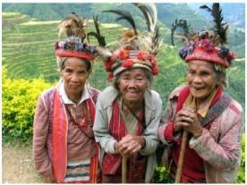 Cordillera women