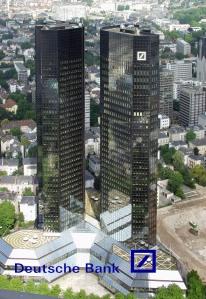 Deutsche-Bank-Hochhaus Frankfurt